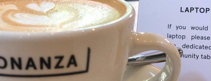 Bonanza Roastery is one of coffee coffee coffee.