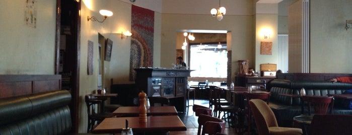 Goldberg is one of Berlin Restaurants and Cafés.