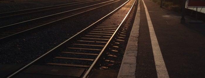 Gare de la Plaine is one of Stations, gares et aéroports.