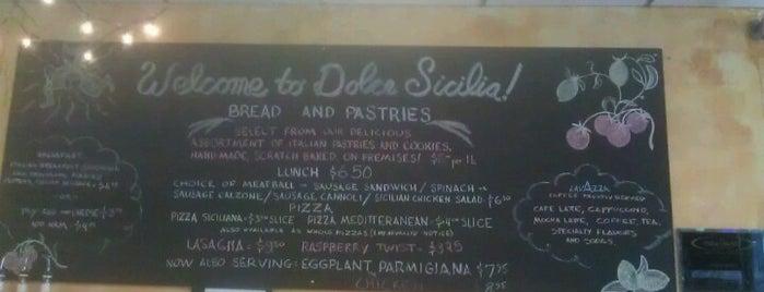 Dolce Sicilia is one of Colorado Food.