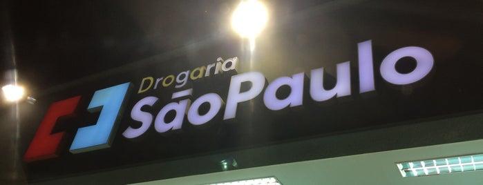 Drogaria São Paulo is one of Edgard von Villon Imbó : понравившиеся места.