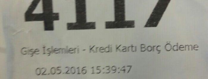 QNB Finansbank is one of İstanbul Etiket Bonus Mekanları #1 💱💲💵🍀.