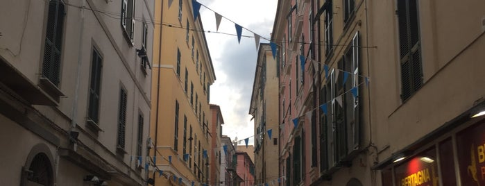 Piazza Mentana is one of Light Blue Summer.