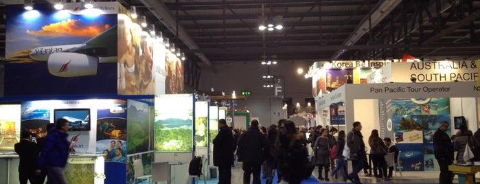 BIT - Borsa Internazionale del Turismo is one of Posti che sono piaciuti a Giacomo.