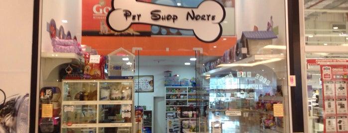 Pet Shop Norte is one of Blumenau Norte Shopping.