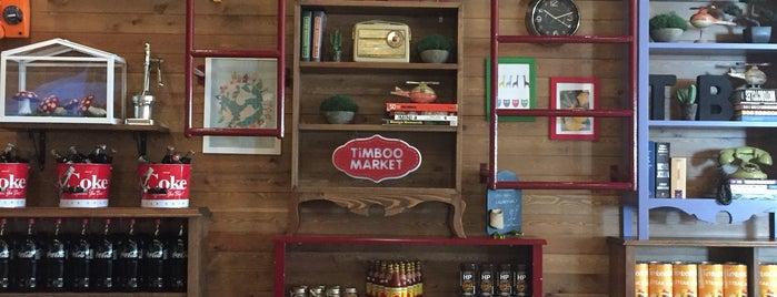 Timboo Cafe is one of Serko 님이 좋아한 장소.