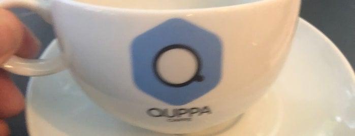 Quppacaffe is one of Tempat yang Disukai Selahaddin Eyyubi.