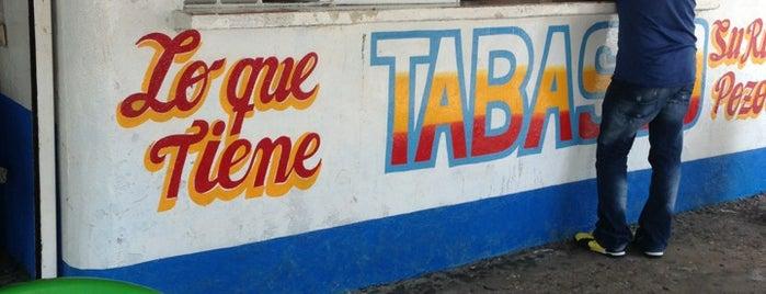 """Pozolería """"Lo que tiene Tabasco"""" is one of Villahermosa."""