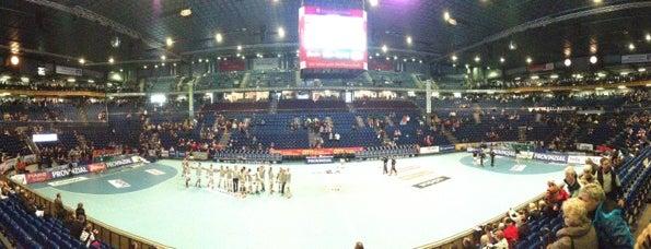Sparkassen-Arena   Ostseehalle is one of International Sports~Part 1....