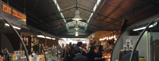 Marché des Enfants Rouges is one of Paris round 2.