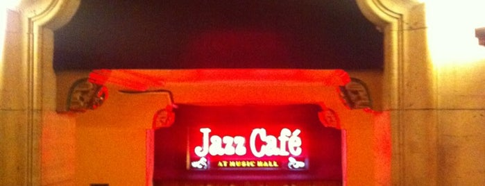 The Jazz Cafe is one of Detroit Coctail Love.