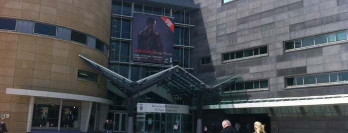 Museum Of New Zealand Te Papa Tongarewa is one of World Heritage Sites!!!.
