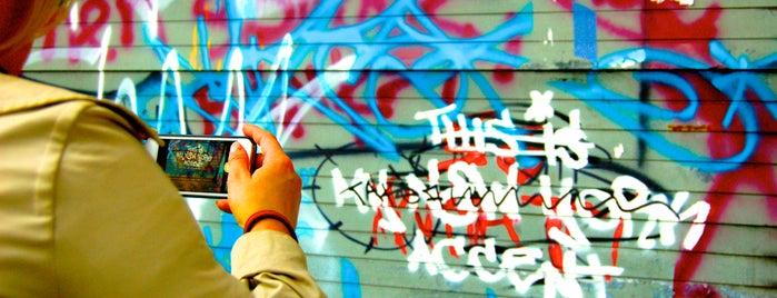 Banksy :: #2 Westside is one of DPKG.
