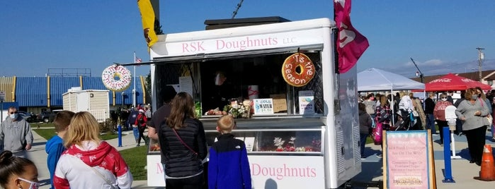 Rsk Doughnuts is one of Do Or Donut.