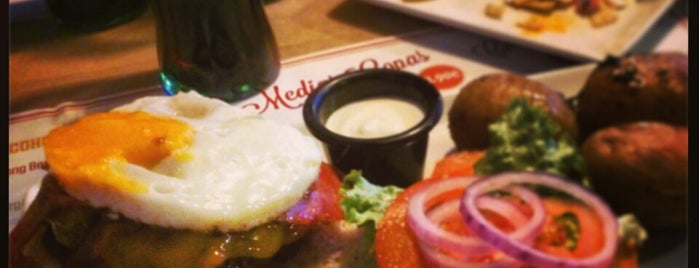 Steak Burger Bar is one of Hamburgueserias Madrid.