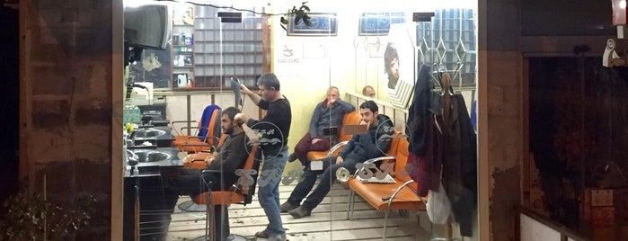 Şar Erkek Saç Tasarım Merkezi is one of Caner'in Beğendiği Mekanlar.