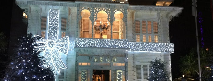 Vakko is one of Istanbul ♥ Cadde.