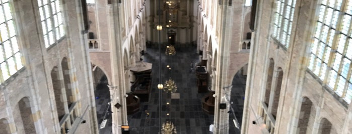 Grote Sint Laurenskerk is one of Museums that accept museum card.