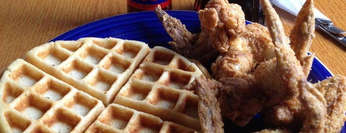 Tessa's Hen House (Chicken & Waffles) is one of TDY.