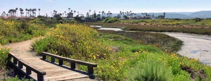 Tijuana River National Estuarine Research Reserve is one of California, CA.