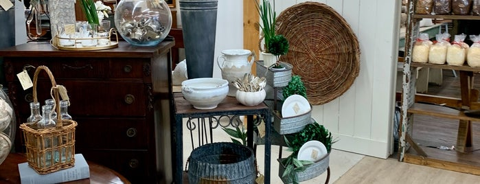 Queen of Hearts Antiques is one of Furniture Finds.