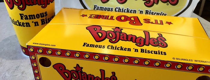 Bojangles' Famous Chicken 'n Biscuits is one of Posti che sono piaciuti a Richard.