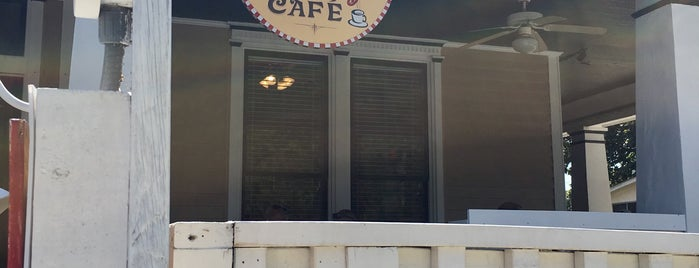 Christy's Cafe is one of Jeff : понравившиеся места.