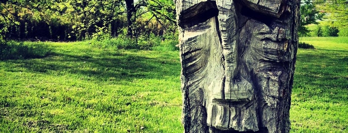 University of Kentucky Arboretum is one of Lieux sauvegardés par JULIE.