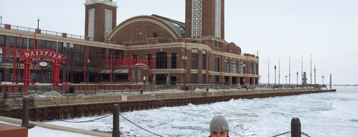 Navy Pier is one of X-Country.