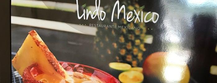 Lindo Mexico Restaurant is one of Tempat yang Disimpan Joey.