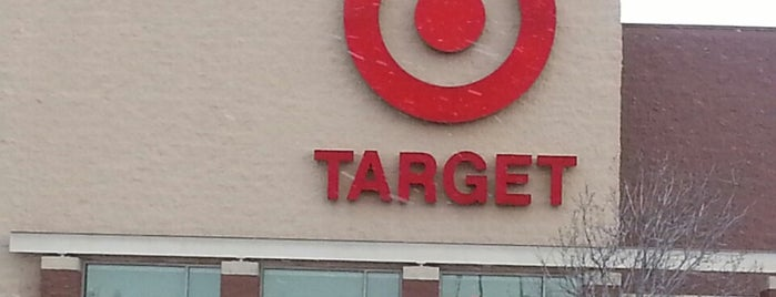 Target is one of Lieux qui ont plu à Barry.