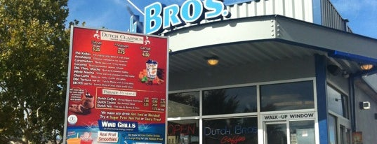 Dutch Bros. Coffee is one of Paige : понравившиеся места.