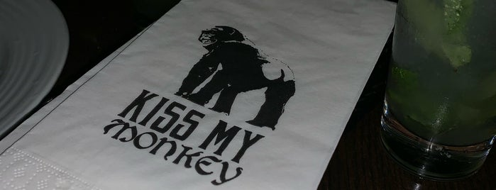 Cheeky Monkey Gastropub is one of Tempat yang Disukai Бојана.
