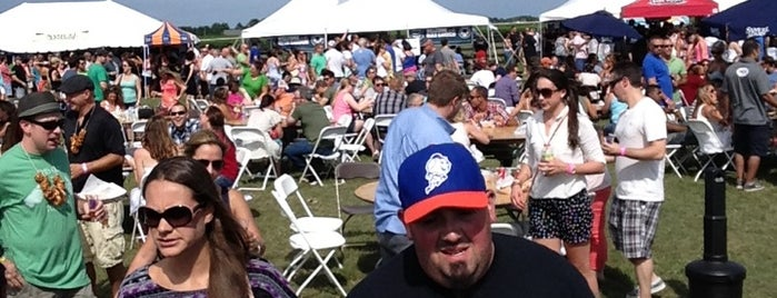 North Fork Craft Beer, BBQ & Wine Festival is one of North Fork Fun and Games.