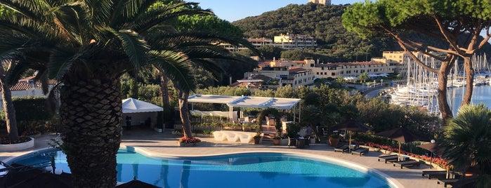 Cala Del Porto Hotel Baglioni is one of Italy 2017.