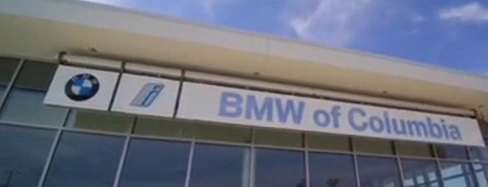 BMW of Columbia is one of Fun places.