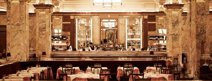 Brasserie Zédel is one of Mayfair List.