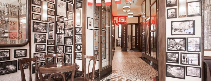 Brasserie Zédel is one of U.K..