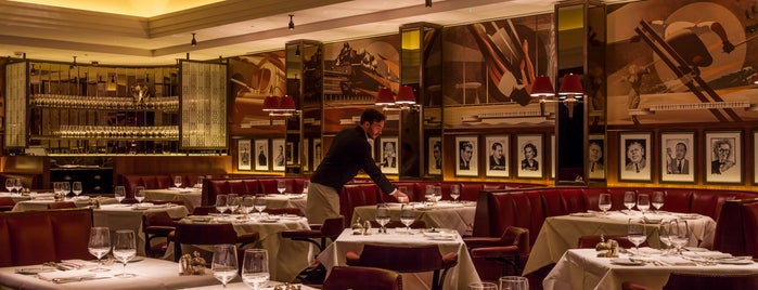 The Colony Grill Room is one of Fine Dining.
