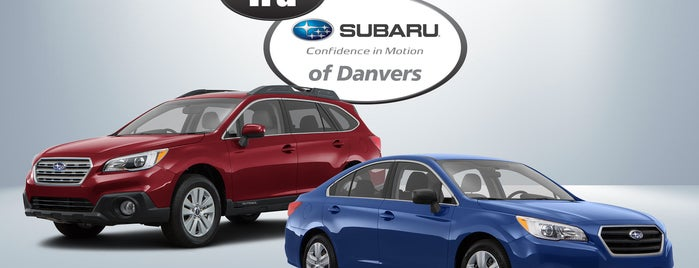 Ira Subaru is one of Subaru of New England Dealers.