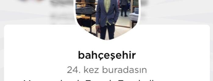 bahçeşehir is one of สถานที่ที่ ENES ถูกใจ.