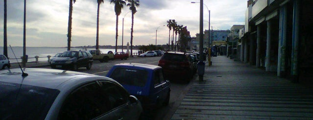 Rambla de Piriápolis is one of Uruguay.