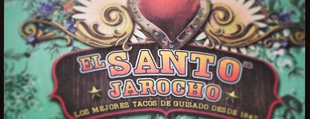 El Santo Jarocho is one of Lugares para comer.