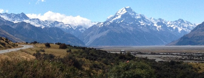 Glentanner Park (Mount Cook) - Holiday Park and Activity Centre is one of สถานที่ที่ Hank ถูกใจ.