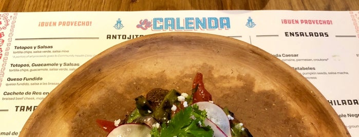 La Calenda is one of Tania : понравившиеся места.