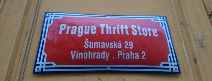 Prague Thrift Store is one of Прага.