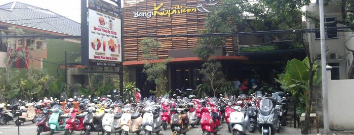 Bangi Kopitiam is one of To visit.