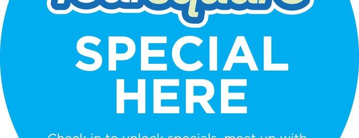 Foursquare Specials in Poland