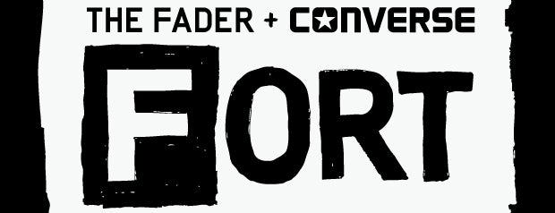 FADER Fort Presented by Converse is one of Eu por aí.