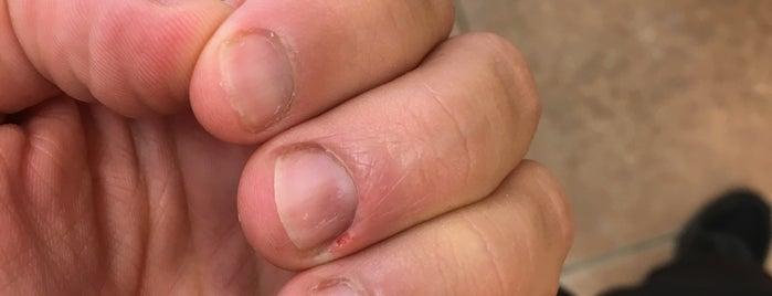 Pasadena Nails & Skin Care is one of Jorden : понравившиеся места.